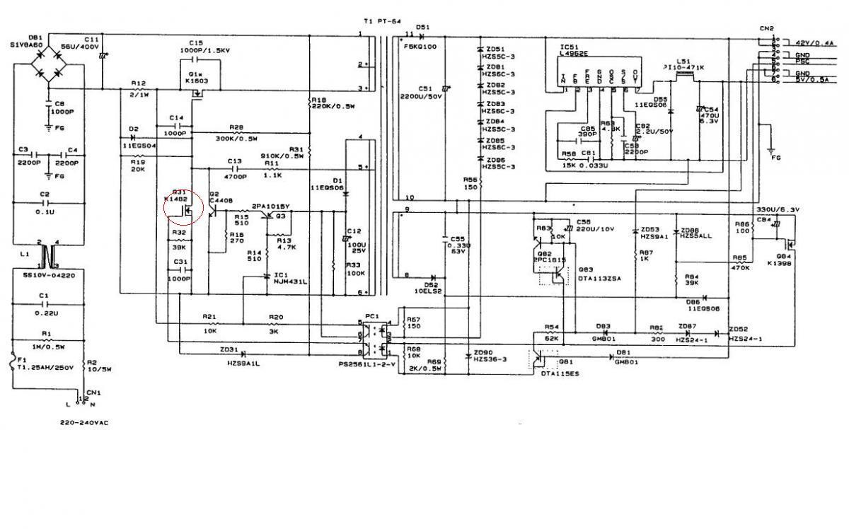 logitech z 5500 service manual