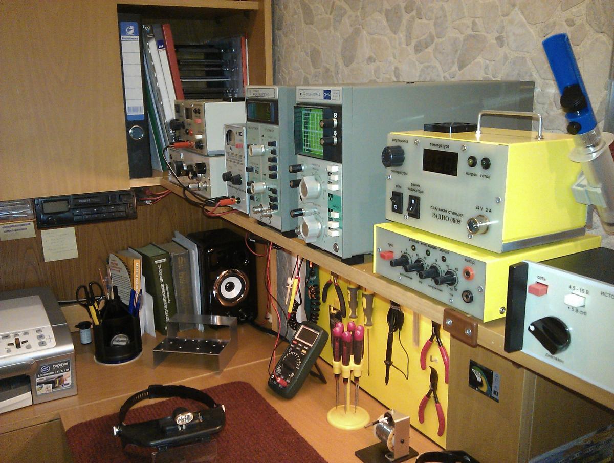 Каталог радиолюбительских схем