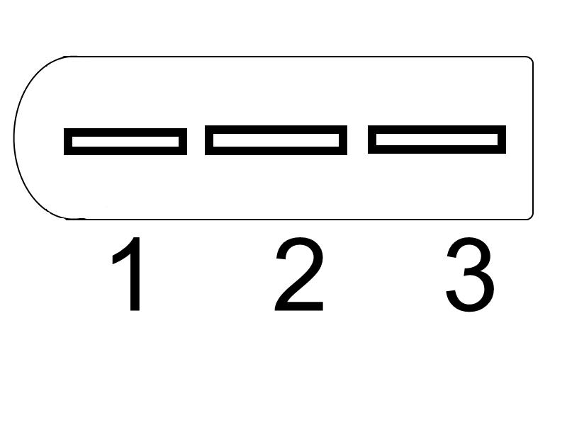 Схема подключения g266