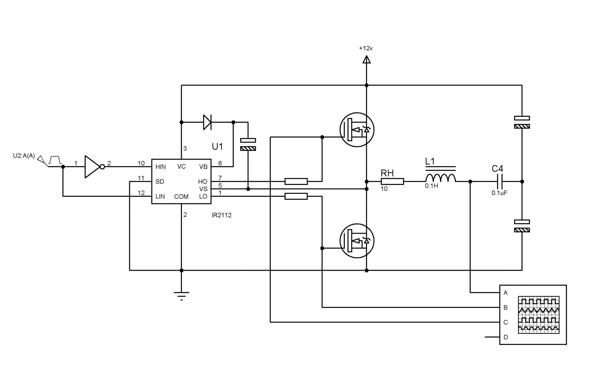 Электрические схемы gmc