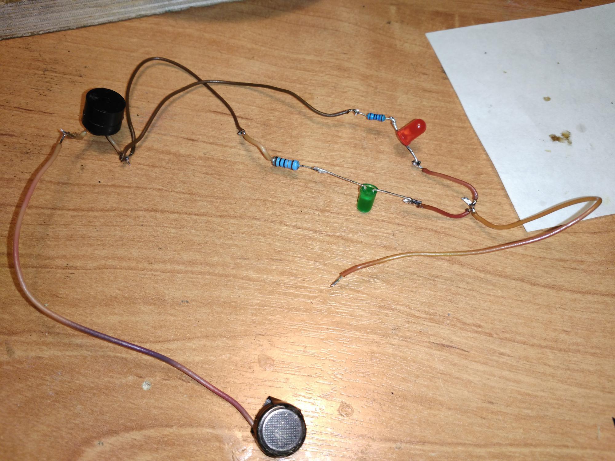 Прозвонка кабеля лампочкой и батарейкой. Как сделать прозвонку 91