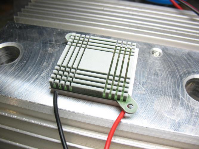 Автохолодильник из элементов пельтье 91