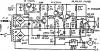 Рис. 1.Схема зарядного устройства с тринисторным стабилизатором тока.