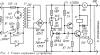 Схема зарядного устройства с автоматическим управлением.