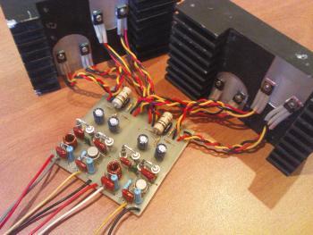 Усилитель агеева для начинающих форум по радиоэлектронике.