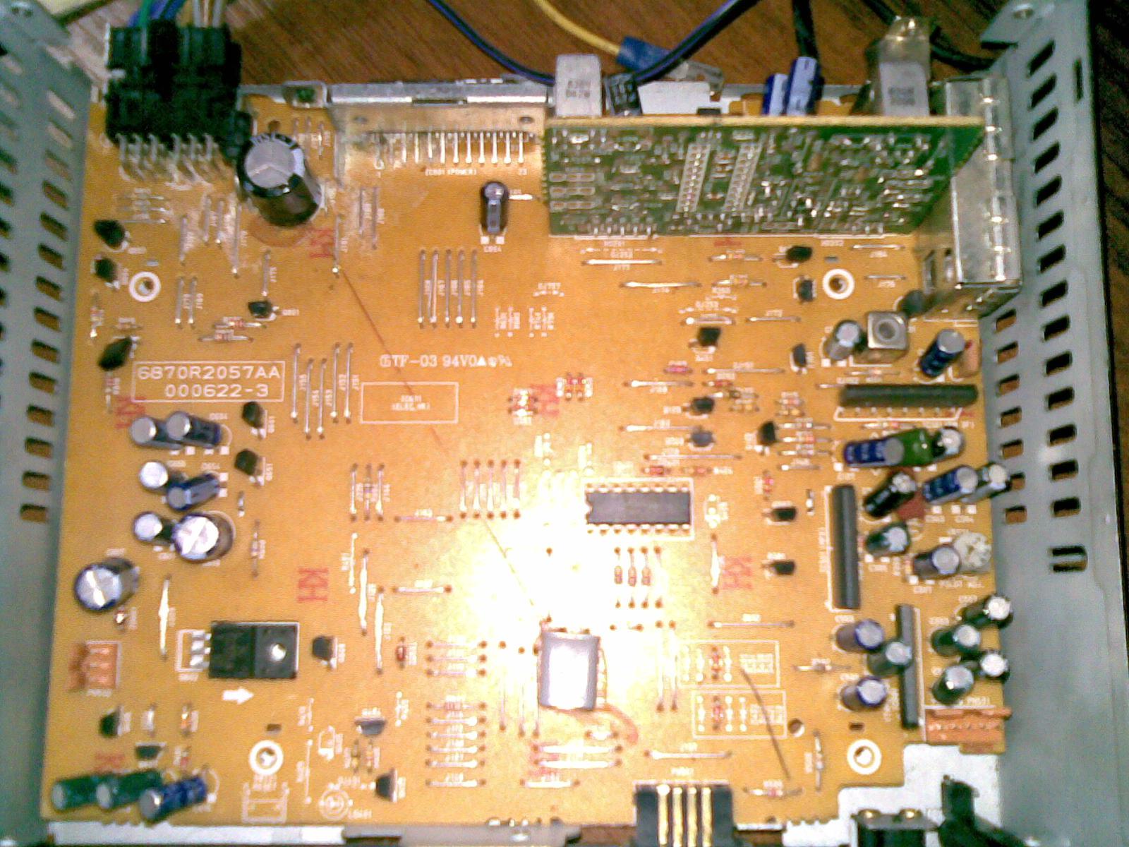 Lg tcc 6220 схема