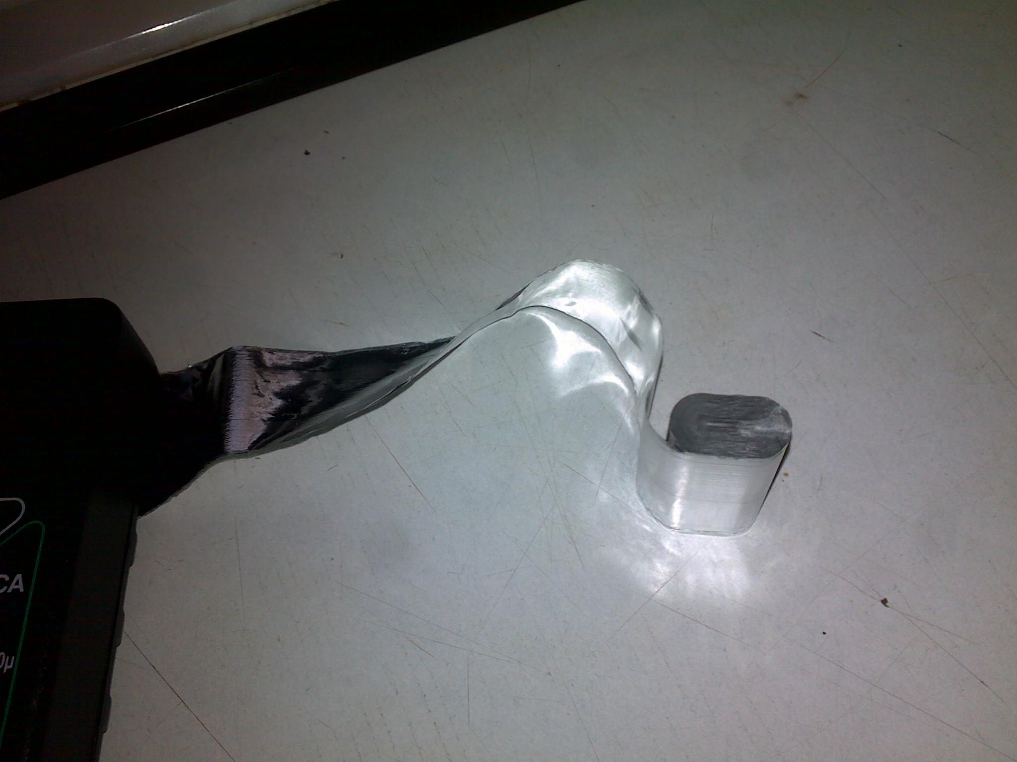 схема электрошокера фонарика