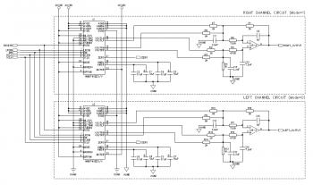 Можно ли в этой схеме сразу поставить TPA6120A2? pcm - 1200 руб. wm - 350 руб., практически при тех же параметрах.