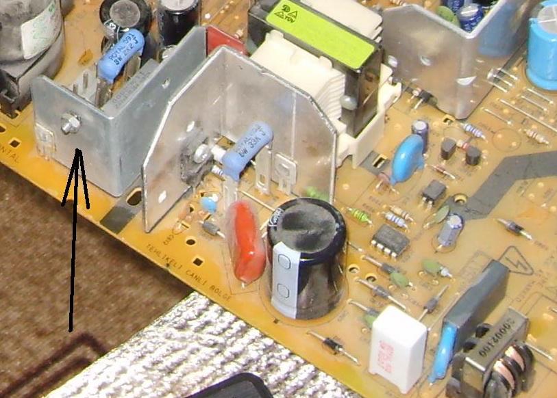 виски фото строчный транзистор на плате можете