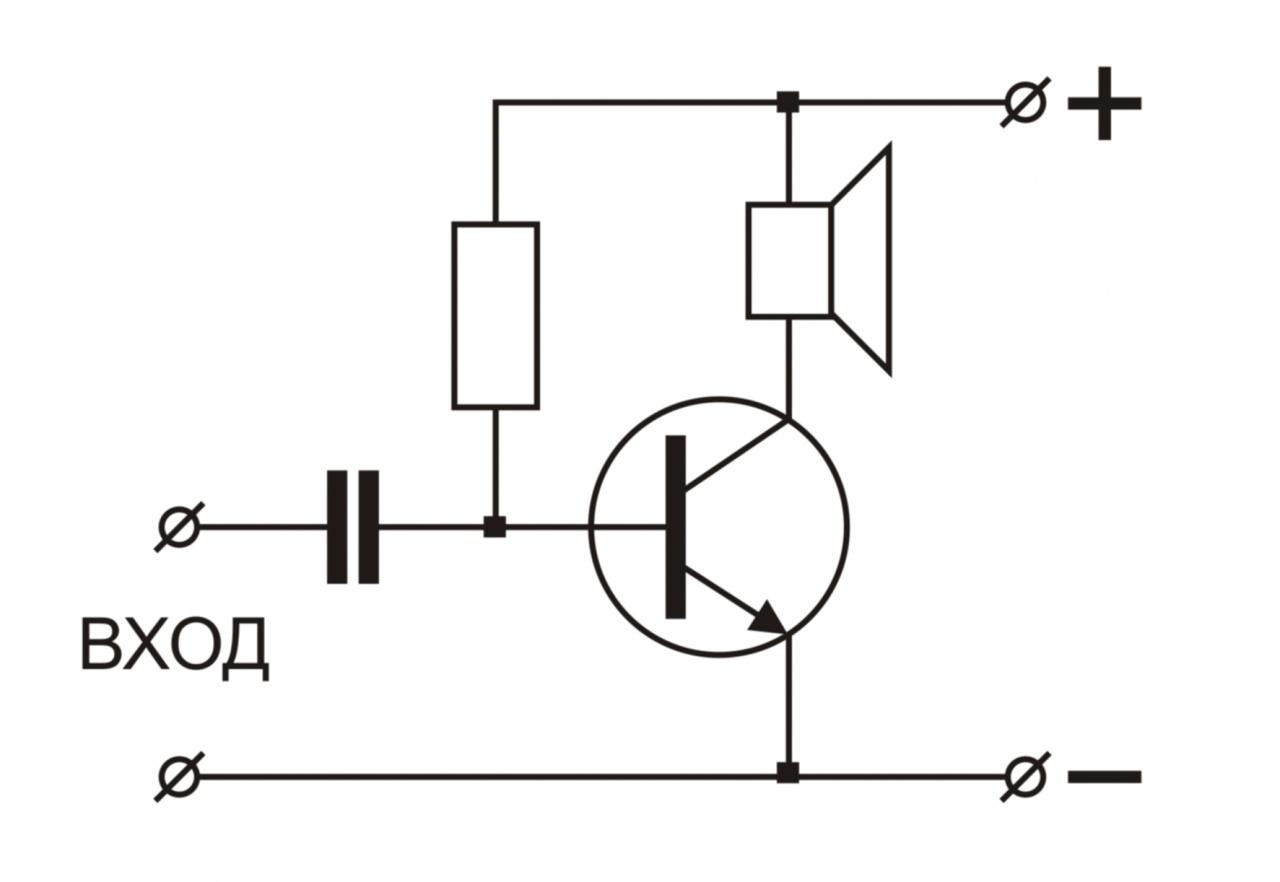 схема 12w унч на микросхеме tda2003