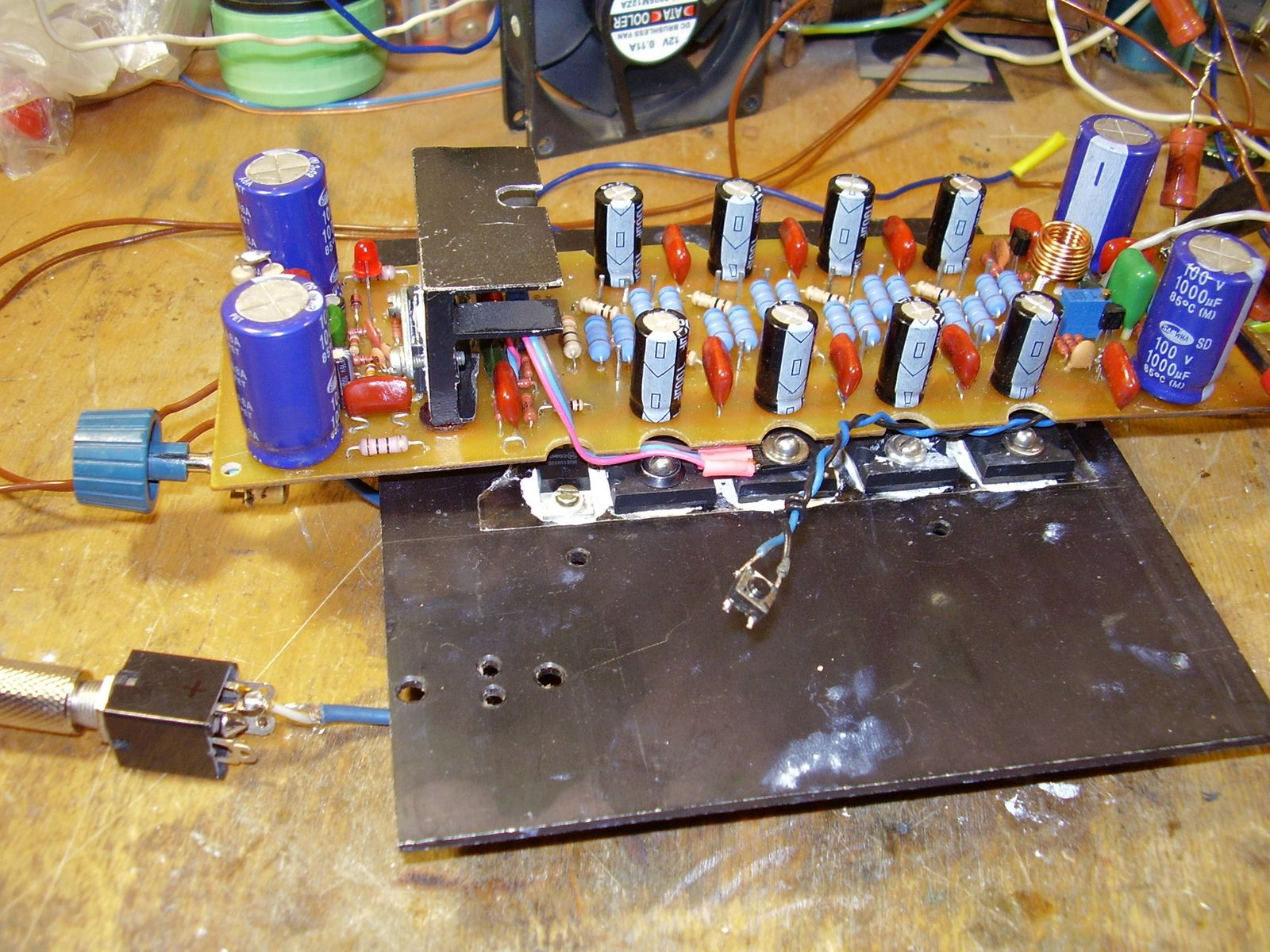 Умзч На Lme49810 - Страница 2 - Усилители мощности - Форум по радиоэлектронике