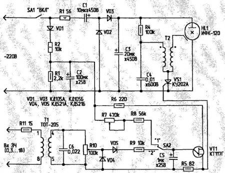Электронные устройства, обеспечивающие различные светодинамические эффекты, широко используются на дискотеках...
