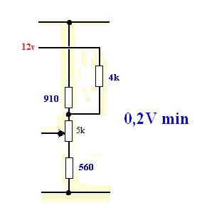 Как сделать делитель напряжения на резисторах