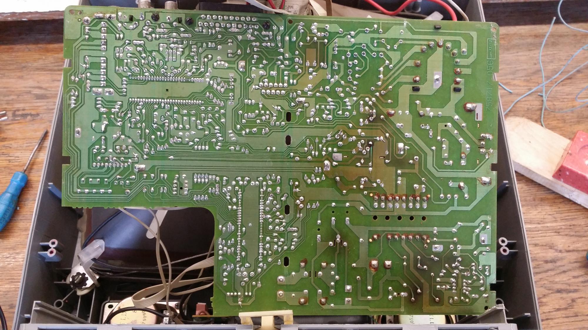 Микросхема кадровой развертки телевизора фото 251