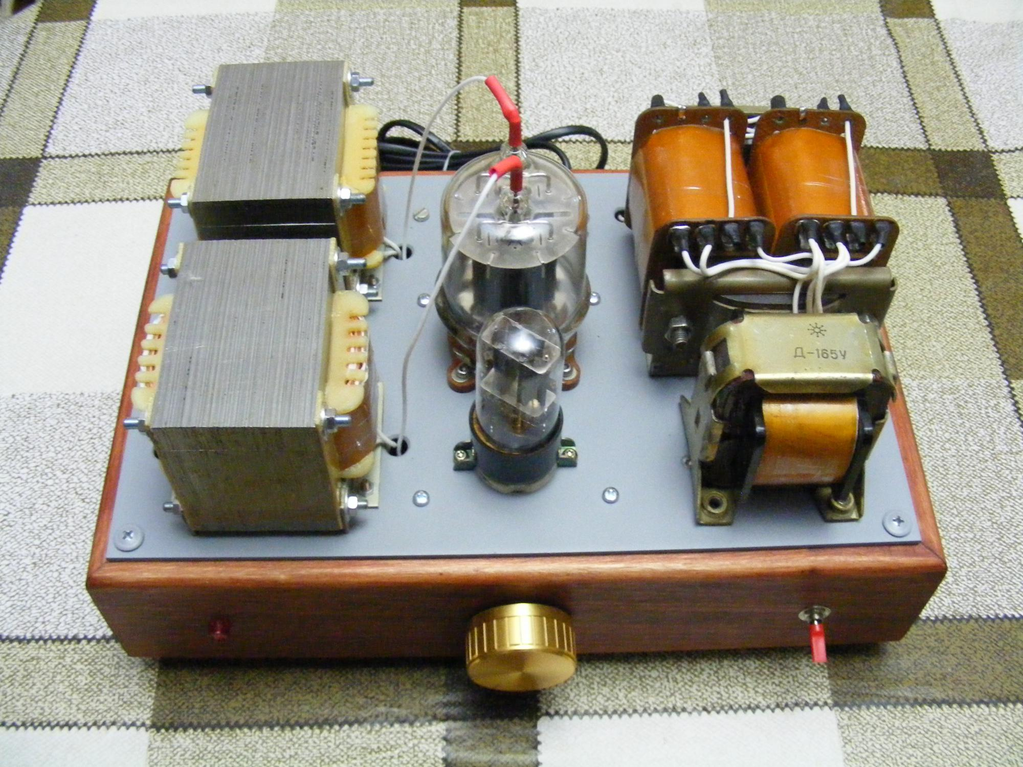 Alik Rost 5 Powertronix Inductor