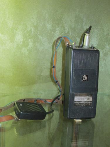 Радиостанция 70 РТП-2-ЧМ