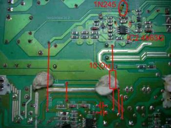 """Ремонт Бп Fsp204-2F01 От Lcd Daewoo 32 """" - опубликовано в Телевизоры и мониторы: Народ.  Помогите со схемой БП..."""
