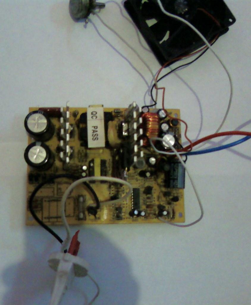 Самодельный блок питания для аккумуляторного шуруповёрта