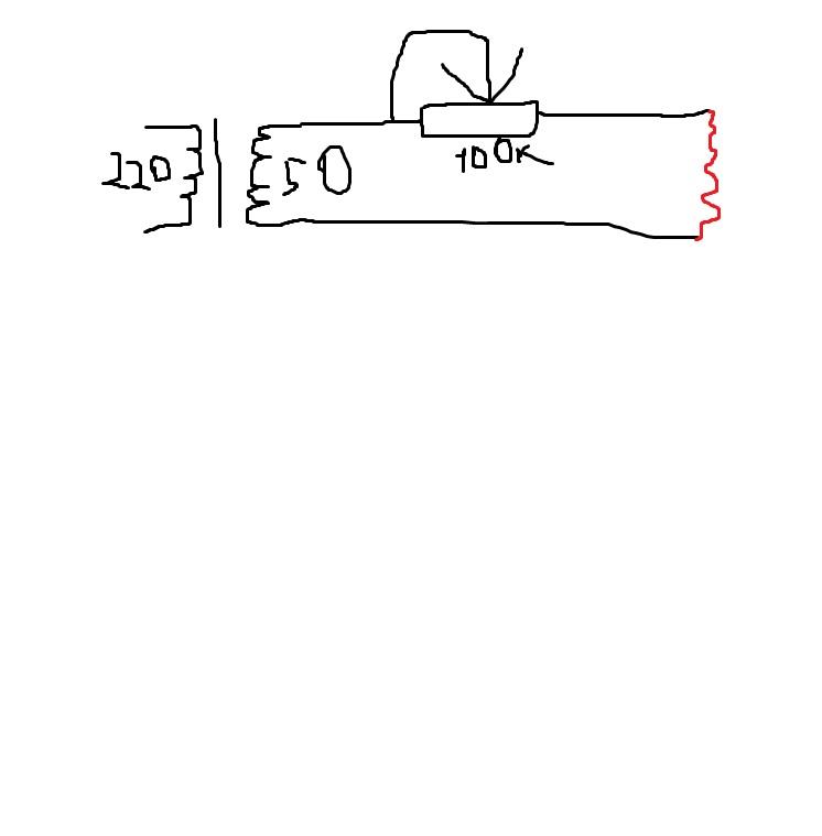Схема выжигателя для чпу
