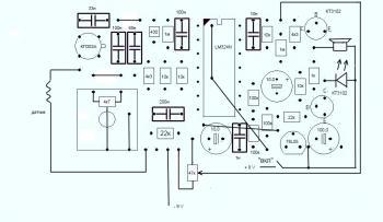 Volksturm Sm+geb, Tracker Pi-2, Терминатор 3, Терминатор 2012, КPОТ-М, Соха-3TD-М, Quasar.  В архиве схема,печатная.