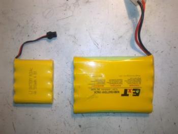 Аккумуляторная батарейка своими руками