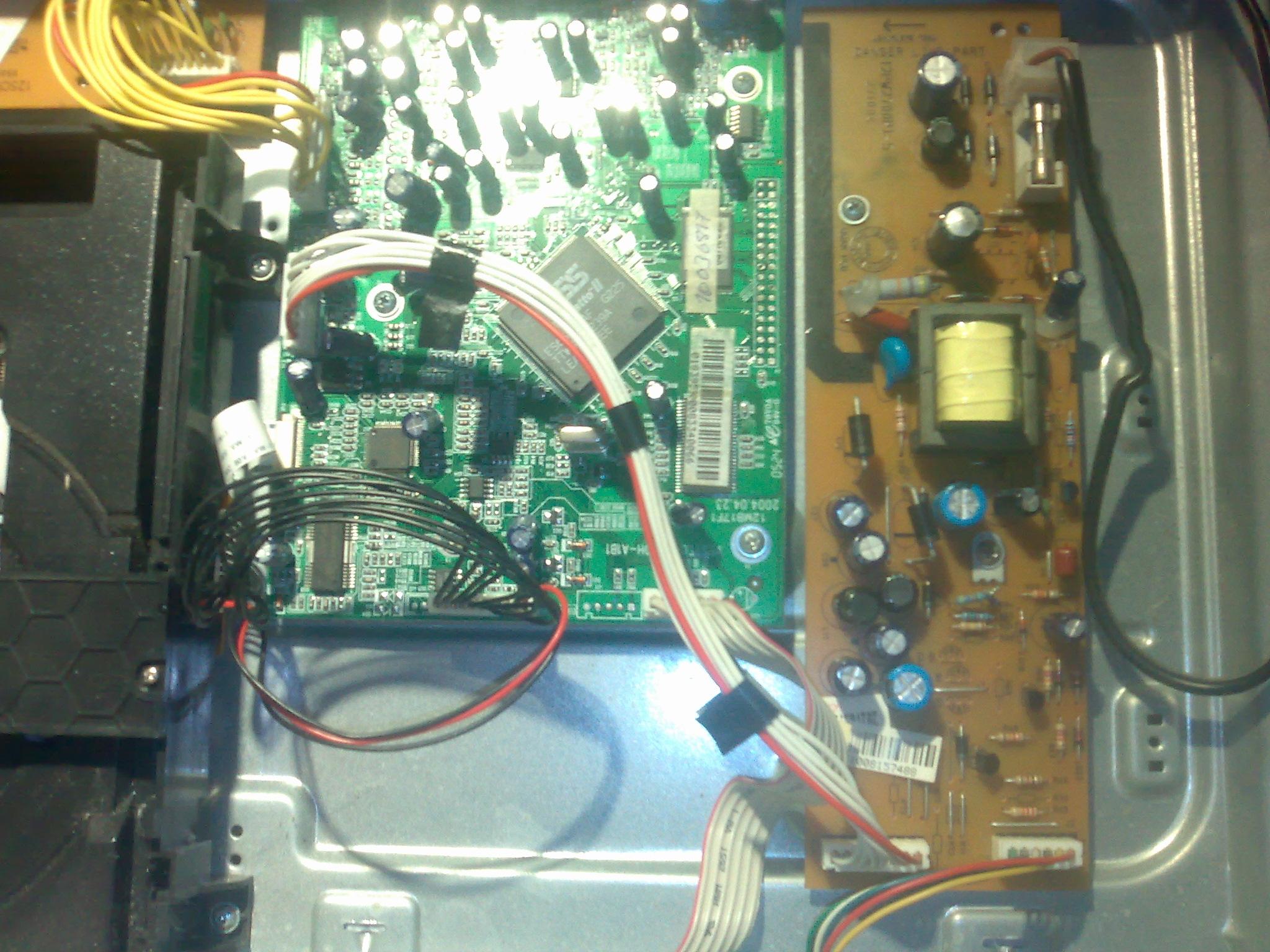схема и ремонт kd-g227