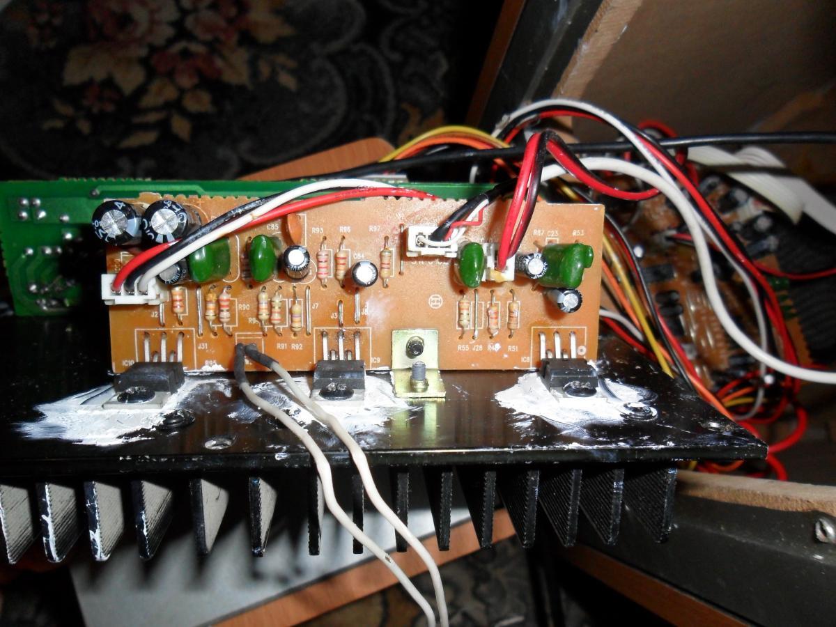 Форум радиокот • просмотр темы прошу помощи в ремонте акустики.