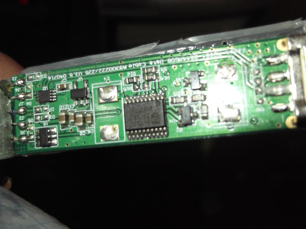 k line адаптер схема на ft232r usb uart