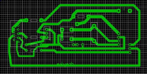 Мой Программатор Atmega8 Подскажите На Ошибки - опубликовано в AVR: Нарисовал программатор atmega8 для pony...