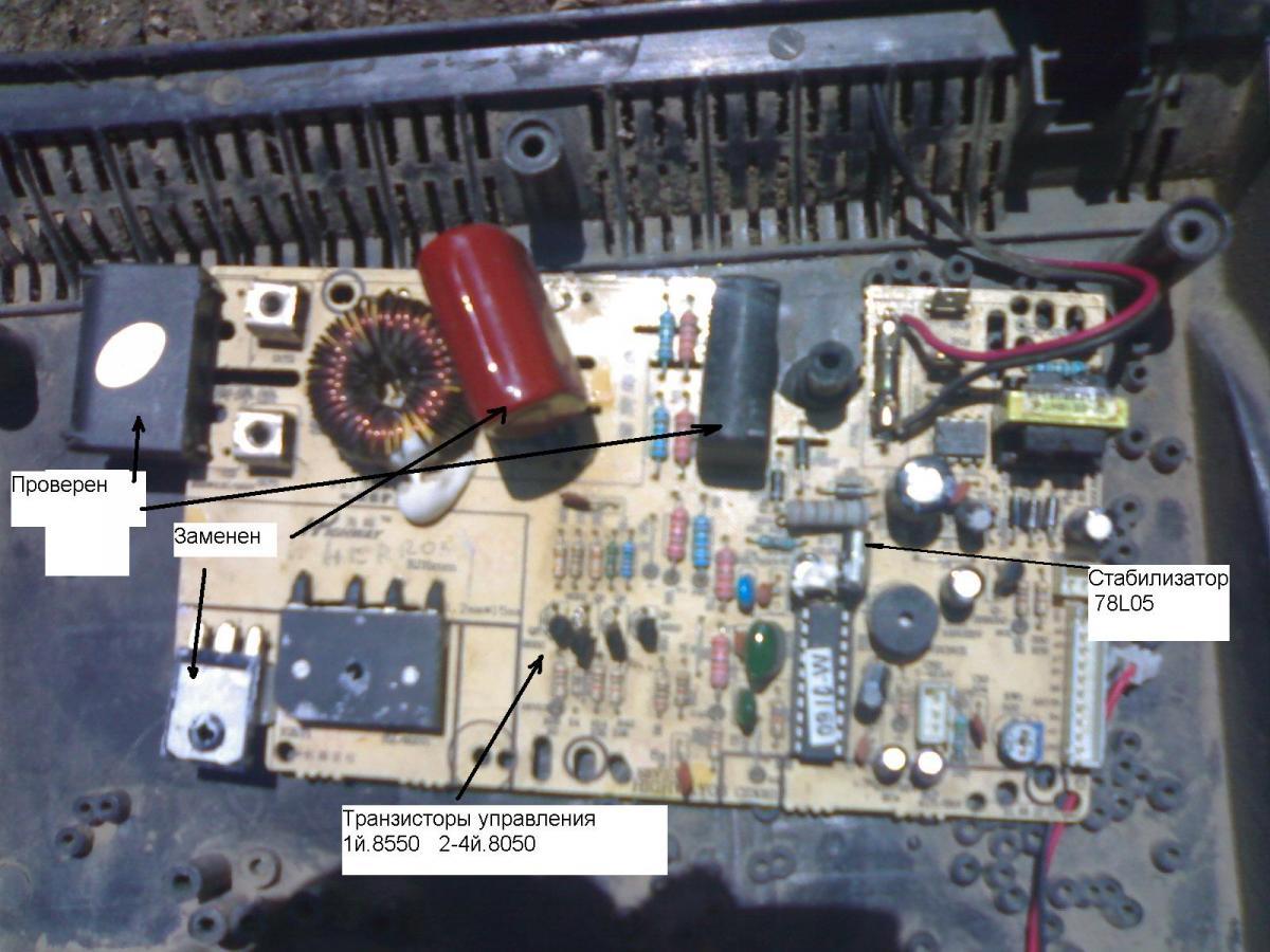 Плита промышленная электрическая ремонт