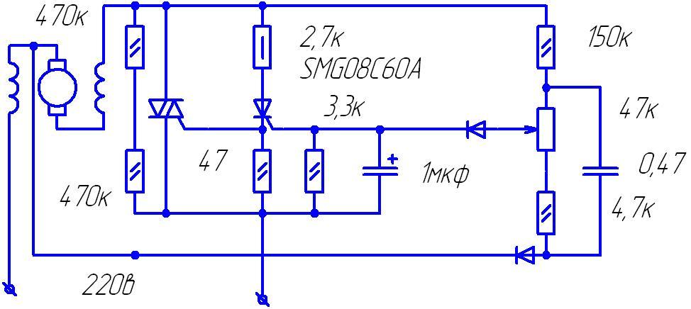 Простые схемы на контроллерах