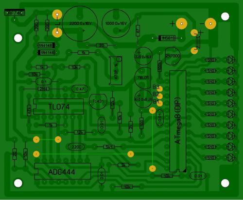 Металлоискатель tracker pi-1 своими руками