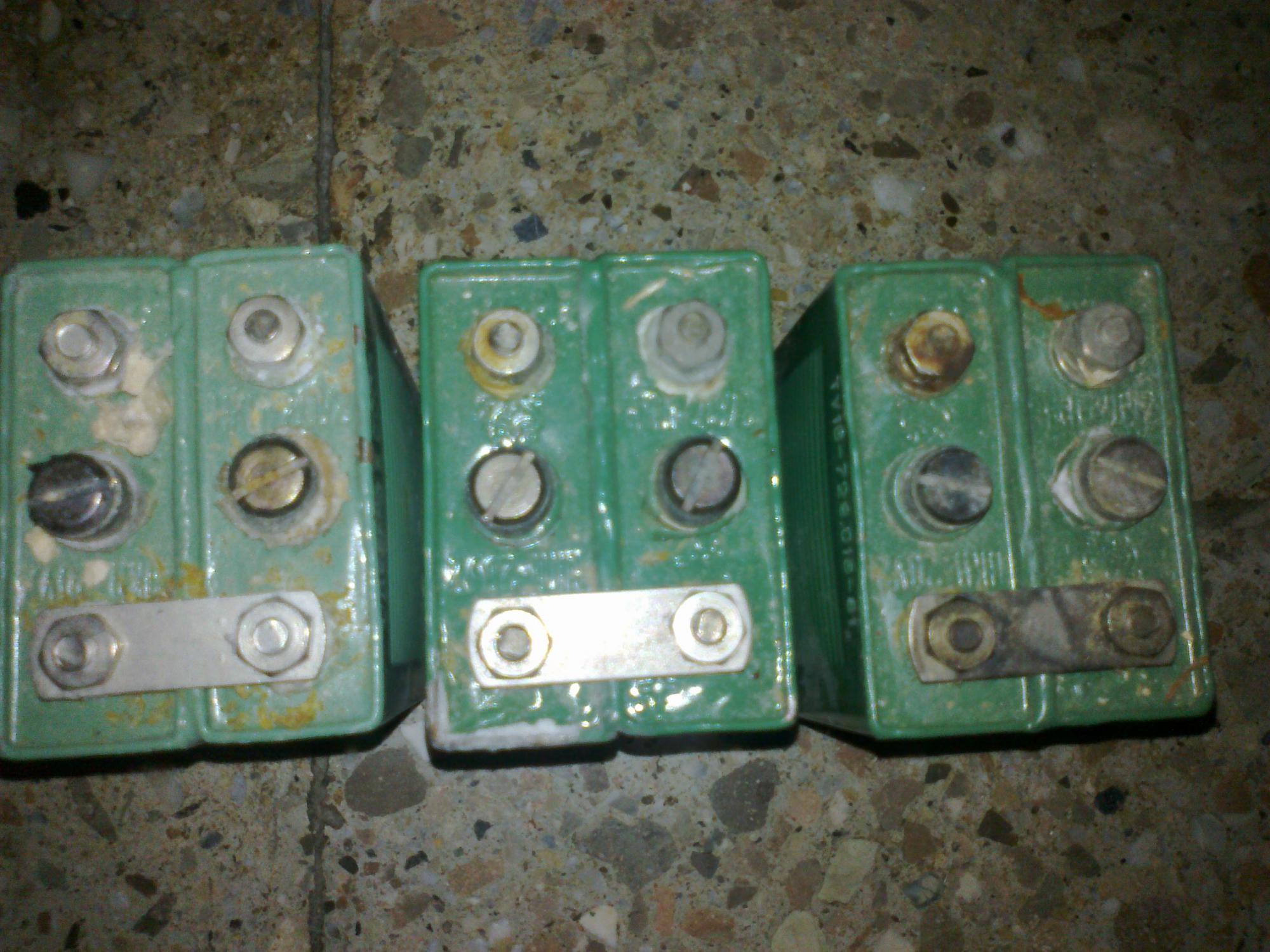 как восстановить щелочной аккумулятор нк 55