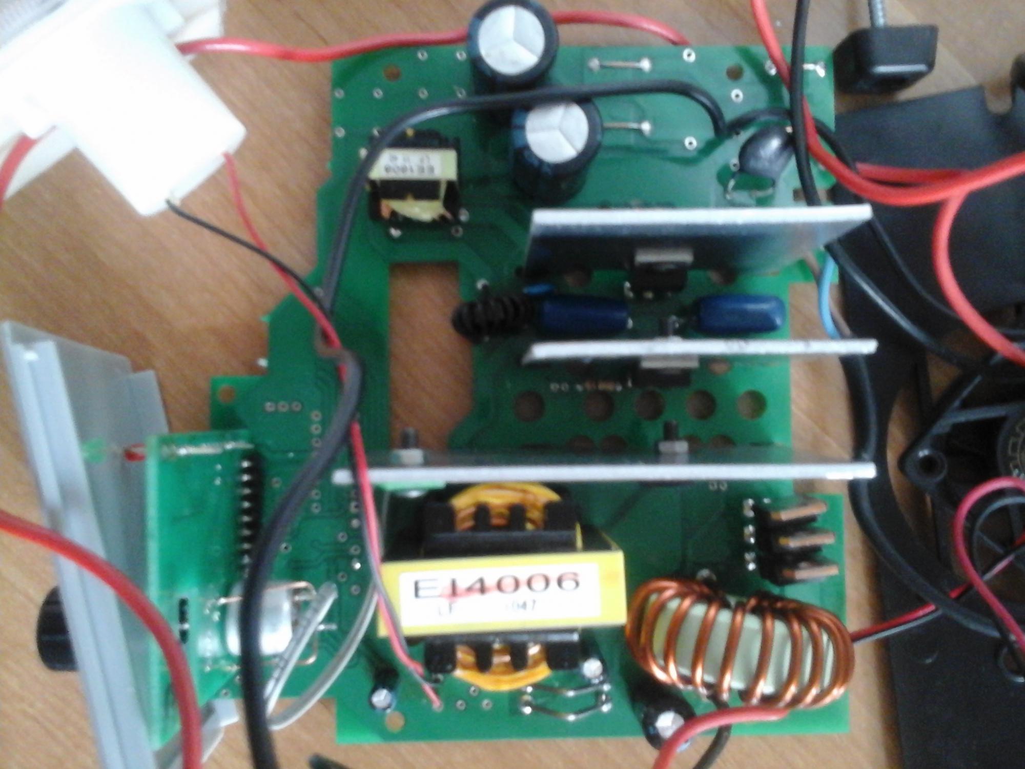 схема преобразователя измерительного пв-6