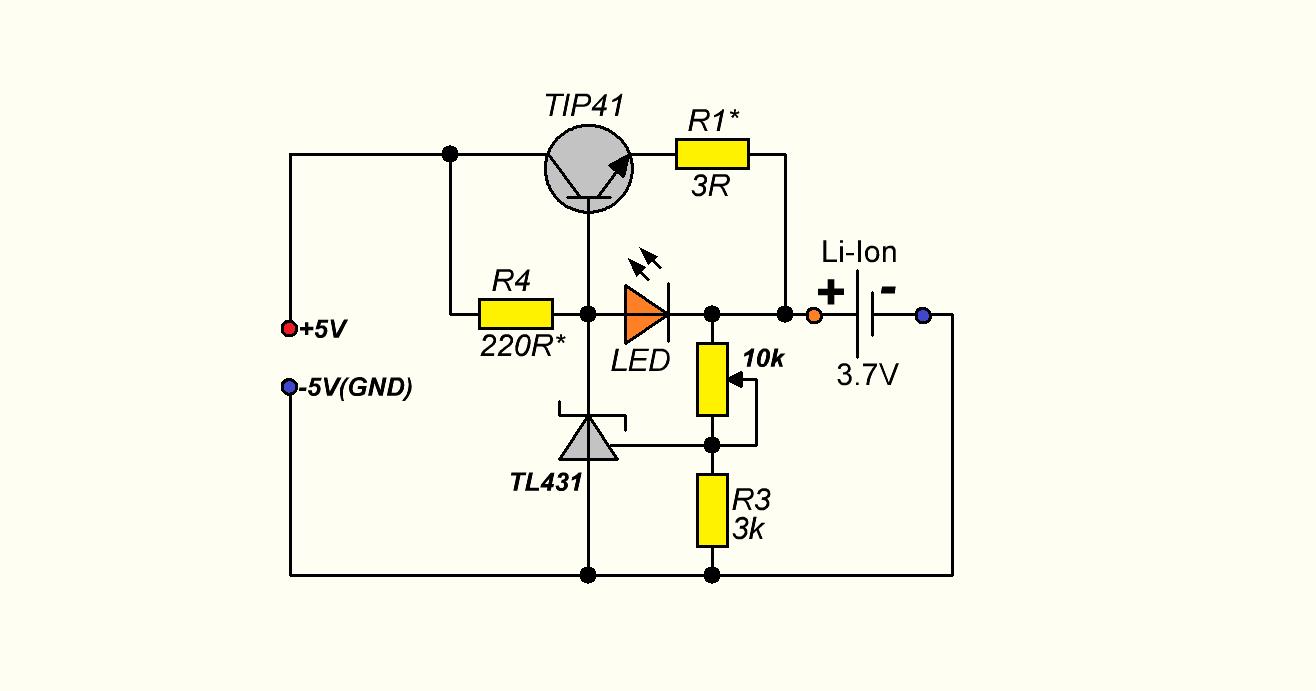 Схемы контроллеров заряда аккумуляторов 12в