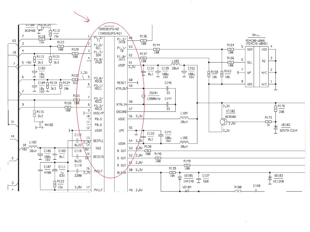 TDA9381PS/n2.