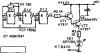 Отраженный ИК сигнал поступает на вход ИК приемника, принципиальная схема которого показана на рисунке 3. Рисунок 2...