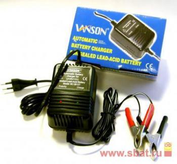 Я вчера купил зарядное VANSON BC-2612T Характеристики: Универсальное автоматическое з/у для зарядки 2/6/12V...