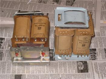 Преобразователь Напряжения 12/220 В 50 Гц Повышенной Мощности - Импульсные блоки питания, инверторы.