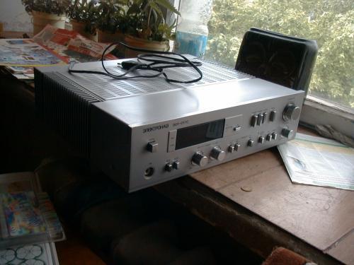 Продам Усилитель Электроника 50У-017С - опубликовано в Продам-Отдам, Услуги: Продам усилитель Электроника 50У-017С...