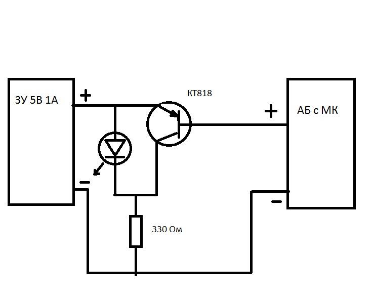 Индикатор заряда для li-ion аккумуляторов своими руками 89
