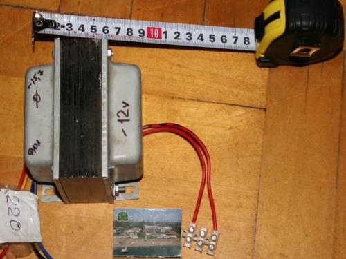 Как сделать из 12в трансформатора 24в