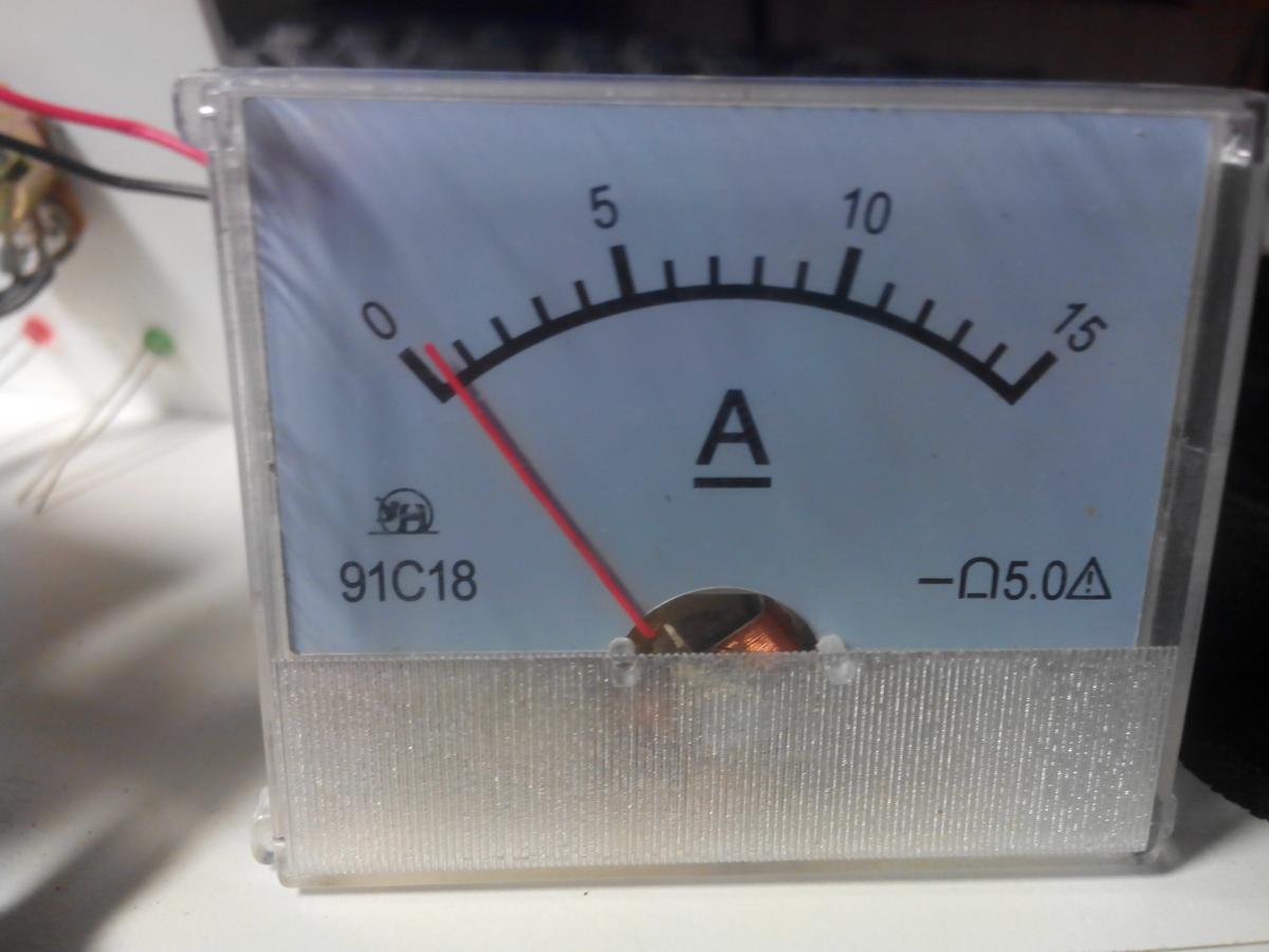 зарядка катунь на 15 ампер