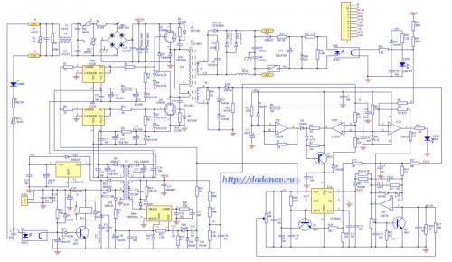 Ресанта сварочный аппарат схема электрическая сварочные аппарата кедр