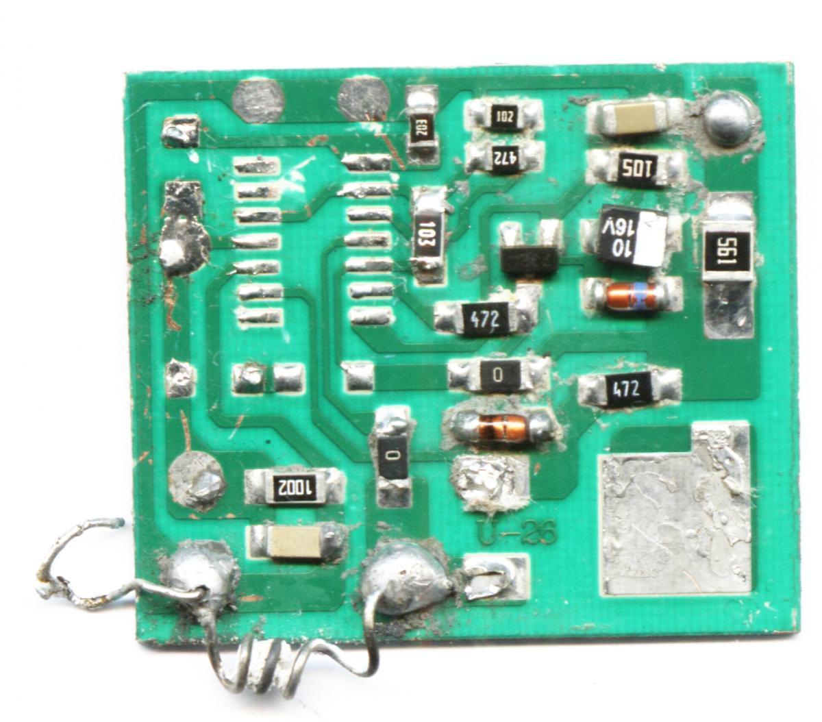 коммутатор 36203734 схема подключения