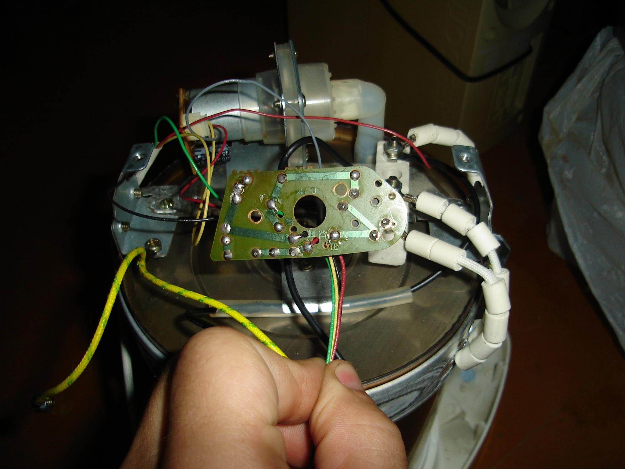 Ремонт ручной помпы термопота своими руками