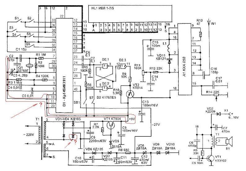 Ps 7231 1 1m lf схема