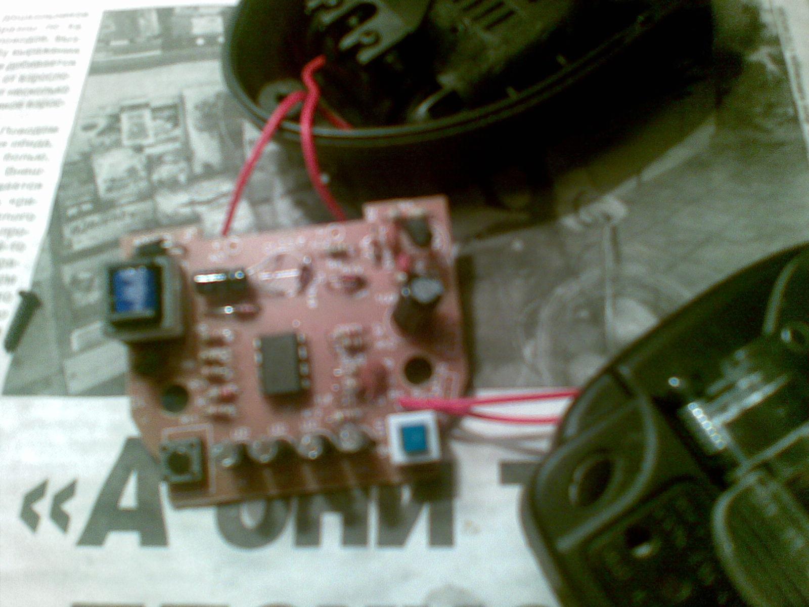 схемы зарядок для телефонов на транзисторе 13001