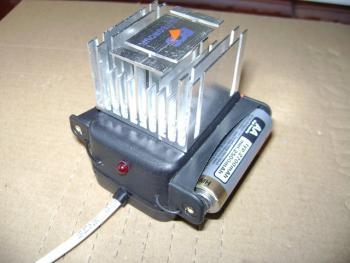 Зарядное устройство на MC33340 для NiCd и Ni-MH аккумулятора AA и AAA...