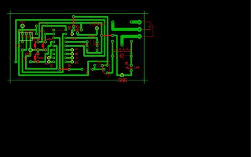 Цифровой Термостат На Микроконтроллере Pic16F628 - опубликовано в Автоматика: Здравствуйте,сегодня собрал схему...
